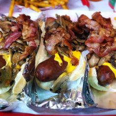 Planet Hollywood Dog at Pink's Hotdogs in Los Angeles