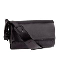 H & M Leather shoulder bag