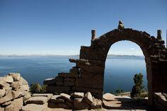 Isla de Taquile, Peru © PromPeru
