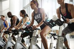 Intro to Indoor Cycling | PRO TIPS by DICK'S Sporting Goods Rpm Les Mills, Benefits Of Cardio, Indoor Cycling, Women's Cycling, Cycling Jerseys, Month Workout, High Intensity Workout, Spin Class, Core Muscles