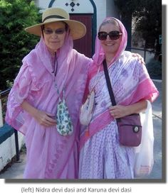 Life of Service - A Visit with Mother Nidra at ISKCON Denver