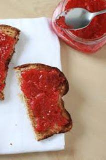 Κολατσιό από σπίτι !!: Μαρμελάδα φράουλα, η επίσημη αγαπημένη!