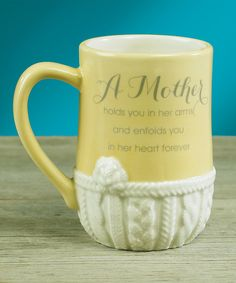 Love this 'A Mother' Mug by Abbey Press on #zulily! #zulilyfinds
