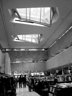 Academic bookshop, Helsinki, by Alvar Aalto: