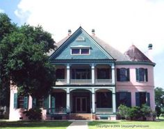 Southdown Plantation photo - picture in Southdown, Terrebonne Parish, Louisiana