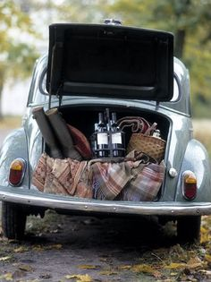 Lets go for a drive in the country and stop for a picnic.- A date with my husband