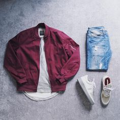 outfit grid or 3 by @ Hype Clothing, Mens Clothing Styles, Mode Chic, Mode Style, Casual Outfits, Men Casual, Fashion Outfits, Asos T Shirts, Diesel T Shirts