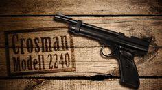 Crosman Modell 2240 CO2 Luftpistole im Kal. 5,5 mm