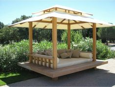 A pergola gives a secluded region and shade in the summertime. A pergola is something which will fall in that category. Then pergola is a superb choice. There's nothing quite like a gorgeous, modern-day pergola in order to add value… Continue Reading → Diy Pergola, Pergola Carport, Deck With Pergola, Pergola Shade, Pergola Ideas, Outdoor Pergola, Carport Ideas, Wisteria Pergola, Black Pergola