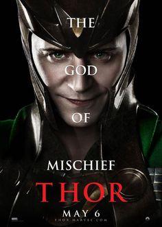 The God of Mischief! *.*