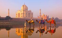 7: Taj Mahal, India  Picture: ALAMY