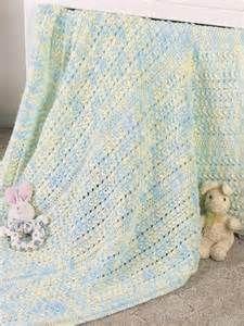 Knitting - Baby Knitting Patterns - Little Huggy Baby Blanket