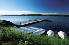 Green Lake in south Cariboo - My Destination British Columbia