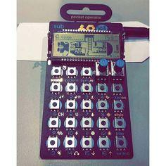 #rp @mostcold - need one of these #sub  #pocketoperator #sub #drummachine @teenageengineering #teenageengineering