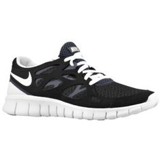 Nike Free shoes. BEST running shoe ever! So lightweight, feels like you are walking on marshmellows, breaking them in is not harsh on your feet.