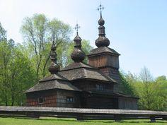 wooden churches eastern slovakia