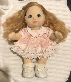 My Child Doll-Very Rare Aussie Strawberry Blonde With Original Clothes-Mattel 85 | eBay Strawberry Blonde, Child Doll, Harajuku, Pink, Peach, Dolls, The Originals, Children, Ebay