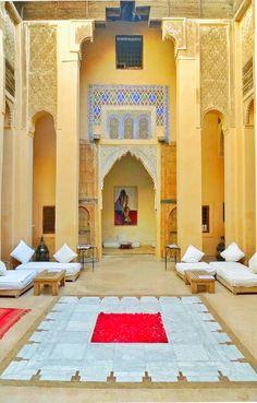 Morocco - Marrakech, Dar Cherifa.
