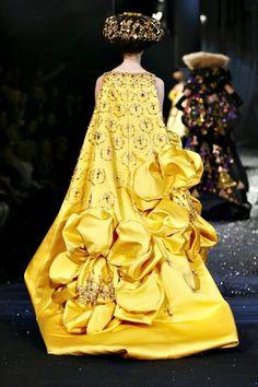 john+galliano+haute+couture+spring+2008   John Galliano for Christian Dior Spring Summer 2008 Haute Couture