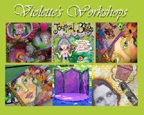 Violette's Creative Juice » Blog Archive » Surrey Doing it Right – Violette Clark video