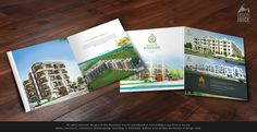 Brochure Design Works for Sekhar Developers