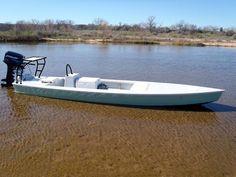 Boat jig epoxy plywood