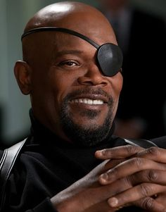 Marvel -- and series star Clark Gregg -- are teasing something big for this week's 'Marvel's Agents of S.,' and hinting that it could involve a guest appearance from Samuel L. Jackson as Nick Fury. Samuel Jackson, Nick Fury, Paul Rudd, The Avengers, Avengers Images, Uma Thurman, John Travolta, Bruce Willis, Gregg