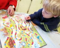 Turn Candy Land Into A Fun Phonics Game!