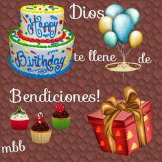 Mary, Desserts, Birthday Photos, Birthday Congratulations, Birthday Cards, Rosario, Happy Birthday, Pretty Quotes, Tailgate Desserts