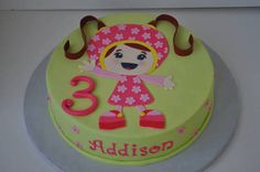Image result for team umizoomi cake