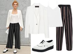 Celebrity-inspired work outfits: Olivia Palermo