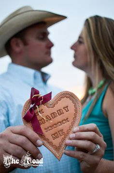 Country Engagement Shoot by The Road Photography, via Flickr