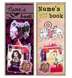 """Matching EAH bookmarks -Hannah"" by fandomsarelife ❤ liked on Polyvore featuring art and hannahsongkisses"