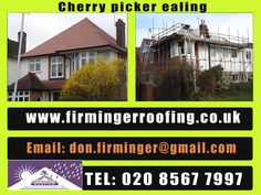For more info only log on: http://www.firmingerroofing.co.uk/Roofer-Chiswick/