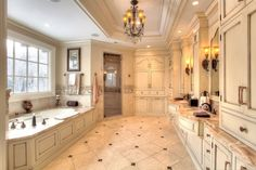 Country Master Bathroom - Find more amazing designs on Zillow Digs!