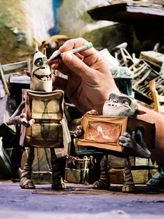 The Man Who Brought Stop-Motion Animation Into the 21st Century | WIRED