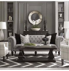 Mirrors are surprising interior design accessories and you can put it in a separate room that you wish for! Take a look at the board and let you inspiring! See more clicking on the image.
