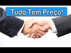 Tudo tem Preço! Luiz Gasparetto - YouTube