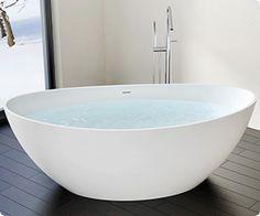 Freestanding bathtub BW-03-XL