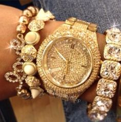MY WATCH! one day when i have $550 to blow it will be mine