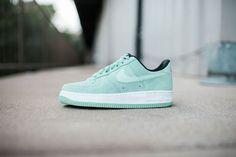 Clean & fresh. Nike Air Force 1 07 Seasonal Green. Available now. http://ift.tt/1l5Uo5H