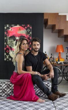 Bruno Gagliasso e Giovanna Ewbank abrem sua casa pela primeira vez (Foto: Fran Parente) - http://epoca.globo.com/colunas-e-blogs/bruno-astuto/noticia/2014/10/bbruno-gagliassob-e-giovanna-ewbank-abrem-sua-casa-pela-primeira-vez.html