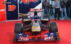 #F1 #ToroRosso #STR8 #ToroRossoSTR8 #F12013 #F1CarLaunch #F1PARK