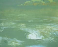 山種美術館で歌川広重、横山大観らの作品 - 日本画で見る「水の音」 写真5