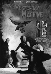 """"""" The Yesterday Machine"""" ( 1963) click on the site to watch .. Plot summary: A mad Nazi scientist returns to the past to change the storyline of WWII. A young woman goes missing after his arrival and her sister is off to"""