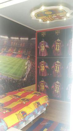 Barcelona room memos