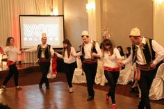 Albanian American Students Association @ Journeys Collide Vox Fundraiser