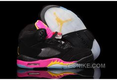 Buy Hot 2013 New Nike Air Jordan 5 V Womens Shoes Black Rosa Sneaker from Reliable Hot 2013 New Nike Air Jordan 5 V Womens Shoes Black Rosa Sneaker suppliers.Find Quality Hot 2013 New Nike Air Jordan 5 V Womens Shoes Black Rosa Sneaker and more on Jordanb Nike Air Jordans, Jordans Girls, New Jordans Shoes, Cheap Jordans, Jordan 5, Nike Air Jordan Retro, New Nike Air, Nike Kids Shoes, Nike Shoes Cheap