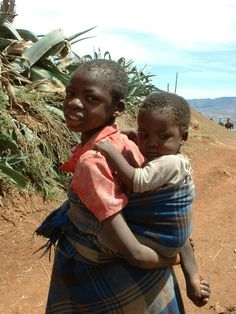 kids in lesotho World 7, Small World, African Countries, Countries Of The World, World Poverty, East Africa, Sierra Leone, Where To Go, Adventure Travel