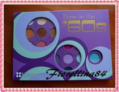 """...Fiorellina84...: Review Palette """"Eyes on the 60's"""" Bh Cosmetics"""